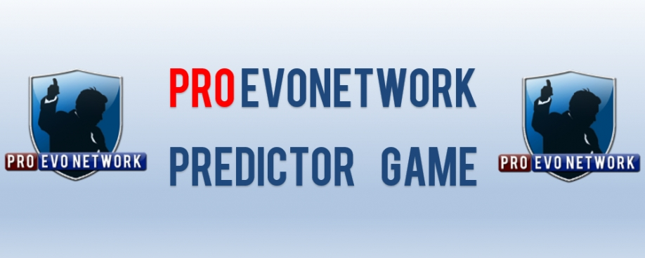 Pro Evo Predictor Game – Goes the Distance