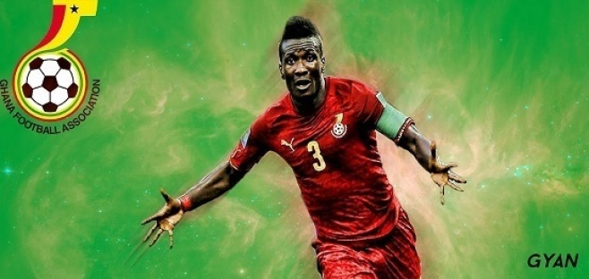 A quiz with St. Etienne star, Asamoah Gyan.