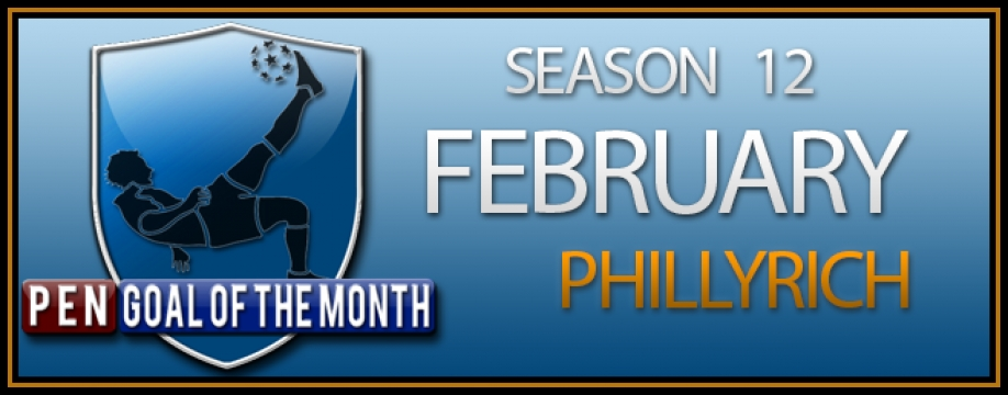 Goal of the Month - February
