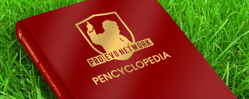 PENcyclopedia vol.1 - Names