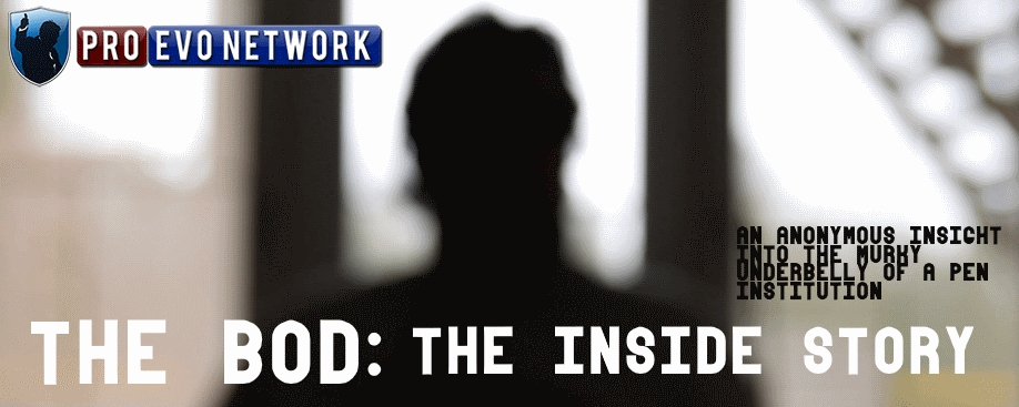 THE BOD: The Inside Story