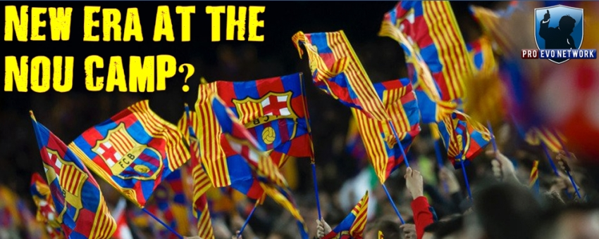 New Era at the Nou Camp?